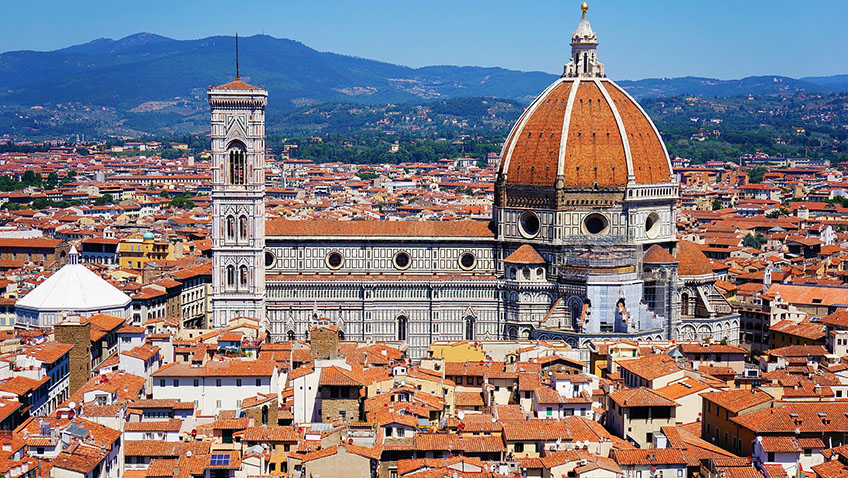 Duomo Cathedral - Architecture - Florence - Italy - Free for commercial use - No attribution required - Credit Pixabay