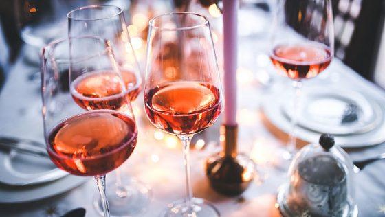 Two rosés that taste best at room temperature