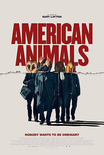 American Animals cover - Credit IMDB