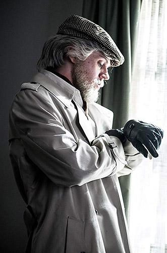 Evan Peters in American Animals - Credit IMDB