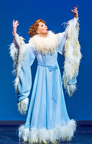 Bonnie Langford in 42nd Street