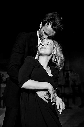 Tomasz Kot and Joanna Kulig in Cold War - Credit IMDB