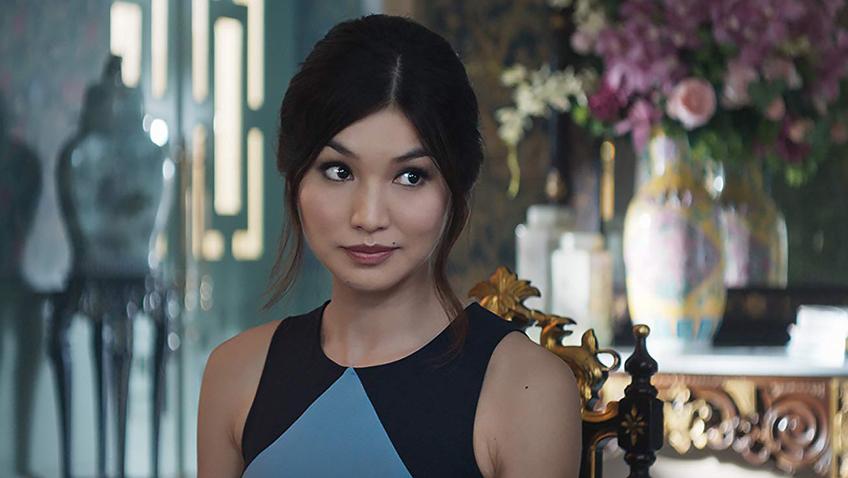 Gemma Chan in Crazy Rich Asians - Credit IMDB