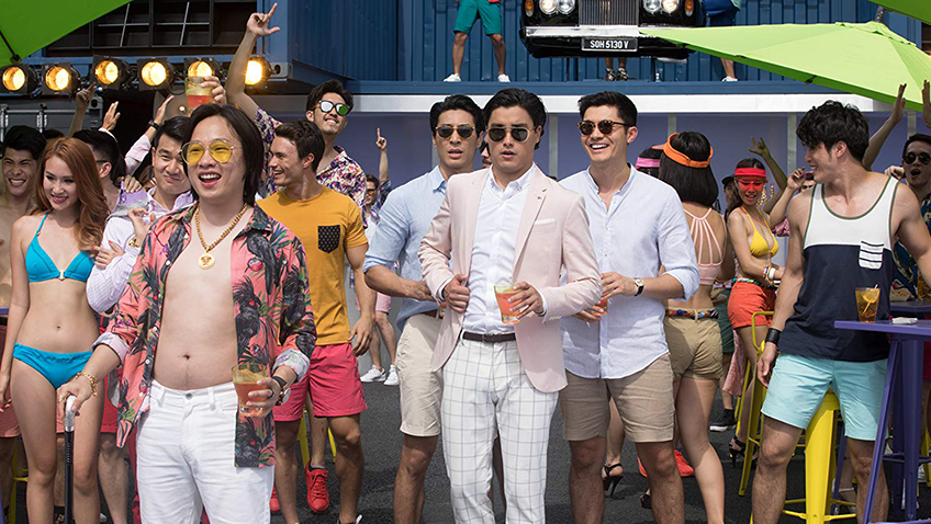 This formulaic American style romcom with an all Asian cast runs out of steam