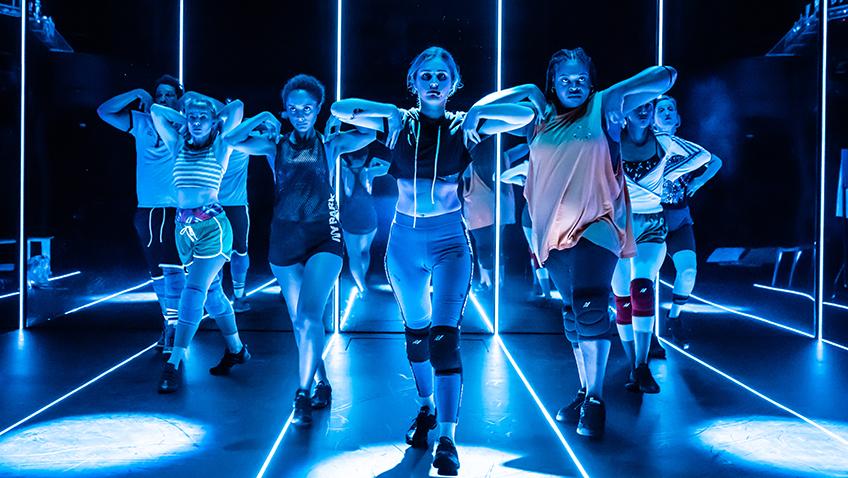 Dance Nation - Credit Marc Brenner