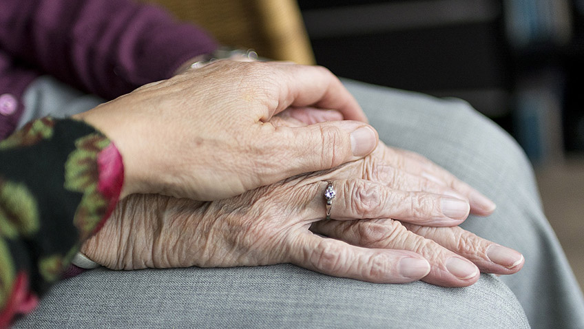 Choosing the right care home for an elderly relative
