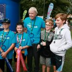 Football legend Gordon Banks urges support for Alzheimer's Society's Memory Walk