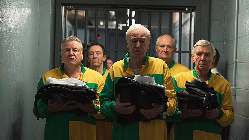 A terrific and talented team take on Hatton Garden Heist with mixed results