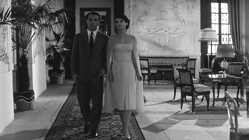 What really happened last year at Marienbad? You decide