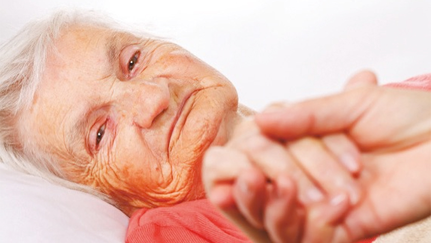 England falls short on care funding for older people