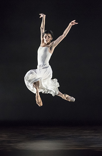 Natalia Osipova in Pure Dance - Credit Johan Persson