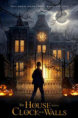 The House with a Clock in Its Walls - Credit IMDB