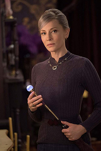 Cate Blanchett in The House with a Clock in Its Walls - Credit IMDB