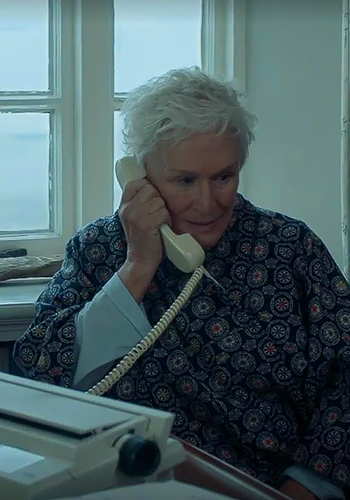 Glenn Close in The Wife - Credit IMDB