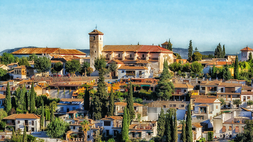 Granada - Spain - Free for commercial use - No attribution required - Credit Pixabay