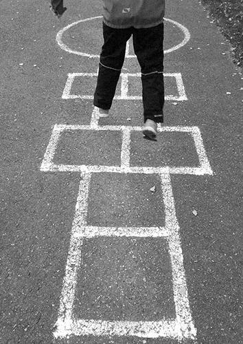 Hopscotch - Free for commercial use No attribution required - Credit Pixabay