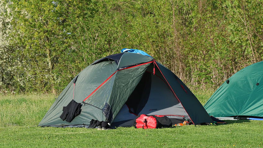 Tent - Camping - Free for commercial use - No attribution required - Credit Pixabay