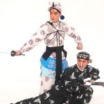 China National Peking Opera Company pays the UK a very brief cultural visit