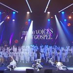 Win a copy of The 100 Voices of Gospel Live at the Palais des Sport, Paris