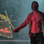 Drew Goddard's stylish neo-noir is  intriguing and a lot of fun – until it turns into another movie