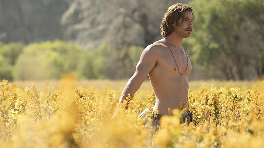 Chris Hemsworth in Bad Times at the El Royale - Credit IMDB