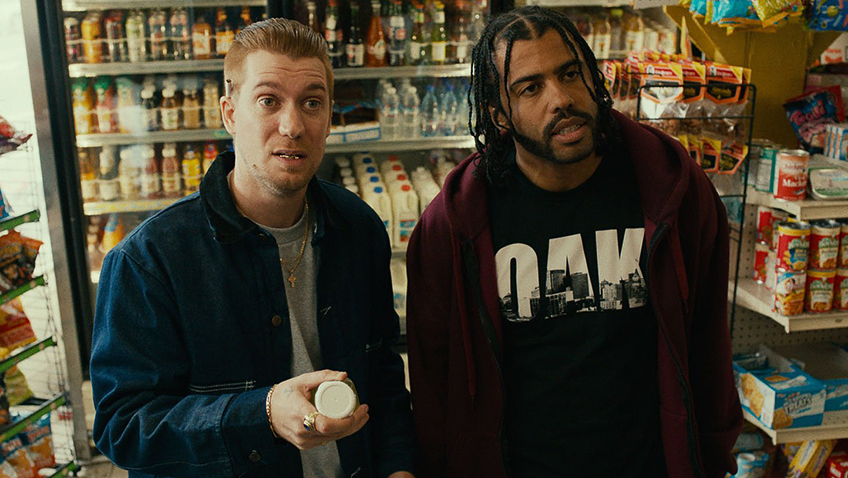 Hamilton alumnus Daveed Diggs co-writes and stars in a powerful coming-of-age and morality tale
