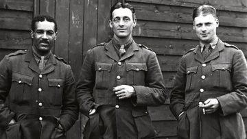 Remembering black soldiers in the First World War
