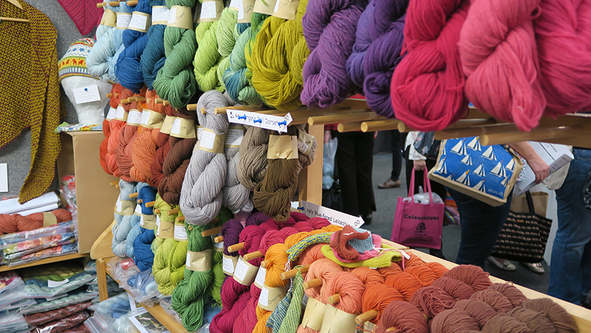 Win a pair of tickets to The Knitting & Stitching Show at Harrogate