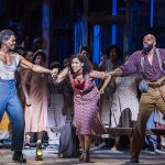 The choral singing in Porgy and Bess is absolutely terrific