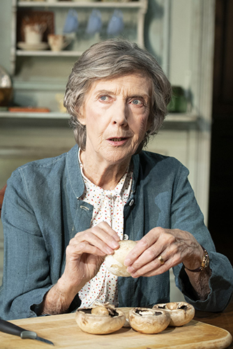 Eileen Atkins in The Height of the Storm - Credit Richard Hubert Smith