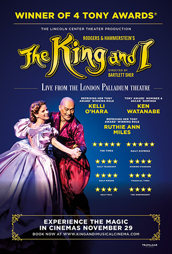 The King and I - Credit Matthew Murphy