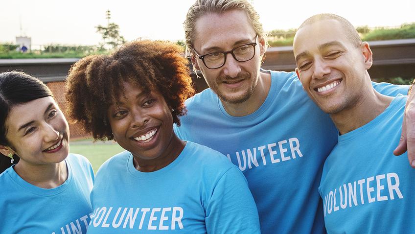 Help handling charities