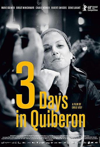 3 Tage in Quiberon cover - Credit IMDB
