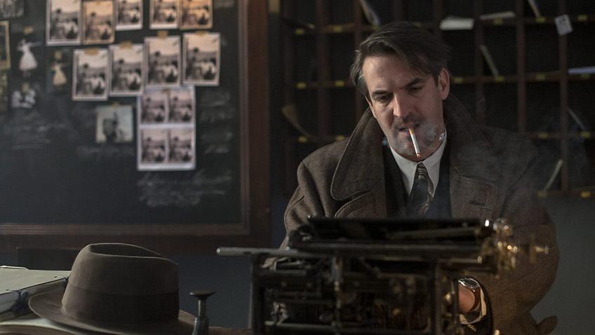 Krisztián Kolovratnik in Budapest Noir - Credit IMDB
