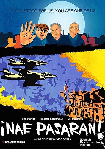 Nae Pasaran cover - Credit IMDB
