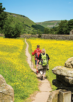 Walking - Hiking - Credit Silver Travel Adviser
