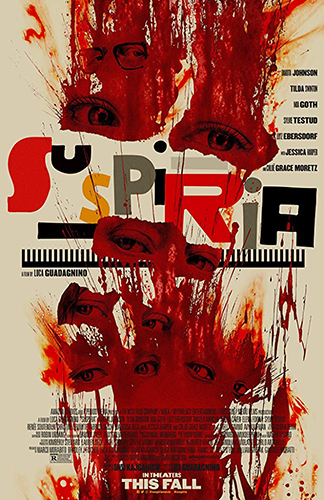 Suspiria - Copyright Amazon Studios - Credit IMDB