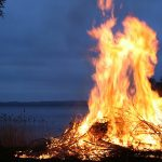 Keep it clean and safe on Bonfire Night