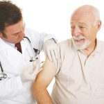 It's time to roll your sleeve up and have your flu jab