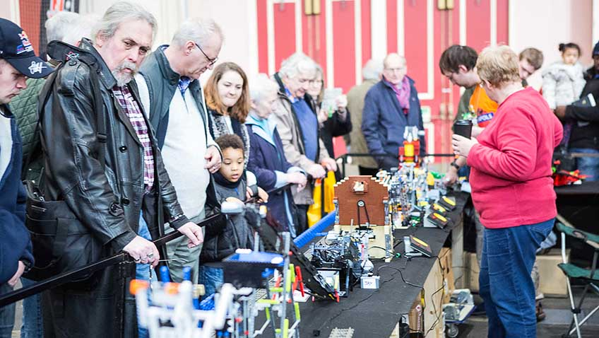 Win a pair of tickets to The London Model Engineering Exhibition