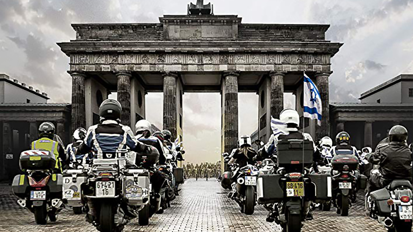 A hopeful and moving documentary combining a motorcycle journey and Holocaust stories