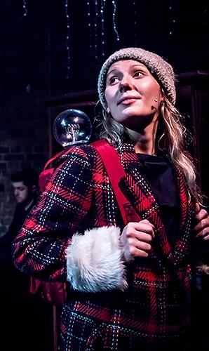 Bronté Barbé in Striking 12 - Credit Tom Grace