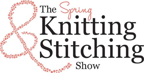 The Spring Knitting & Stitching Show logo