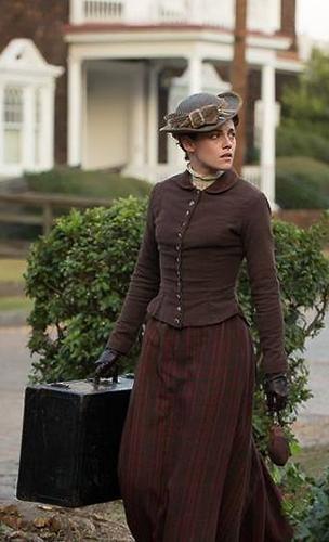 Kristen Stewart in Lizzie - Credit IMDB