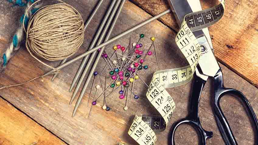 Get ready for the Spring Sewing School at the 2019 Spring Knitting & Stitching Show