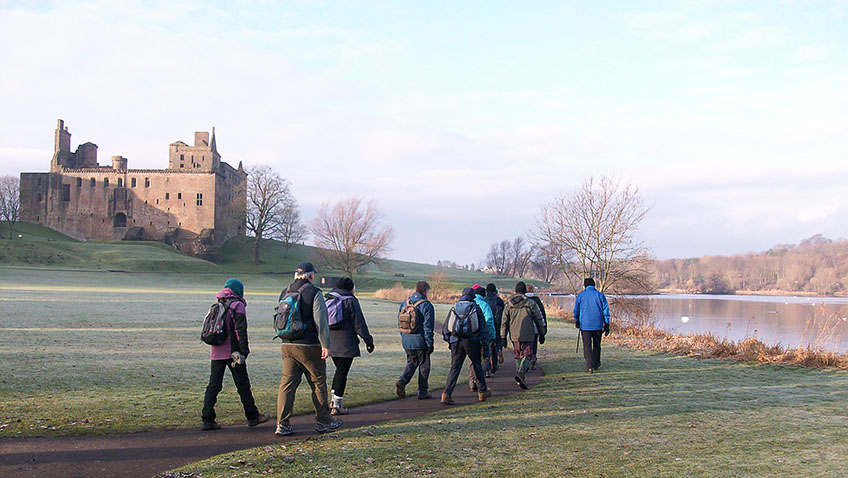Ramblers Festival of Winter Walks – don't feel lonely this Christmas