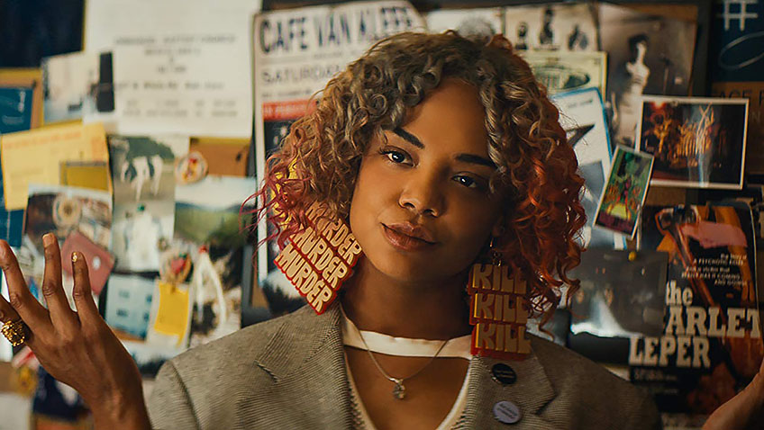 Tessa Thompson in Sorry to Bother You - Copyright Annapurna Pictures - Credit IMDB