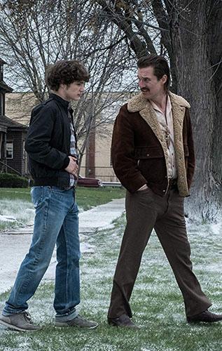 Matthew McConaughey and Richie Merritt in White Boy Rick - Credit IMDB
