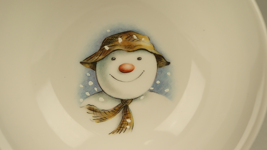 Take a glimpse into a ceramic winter wonderland