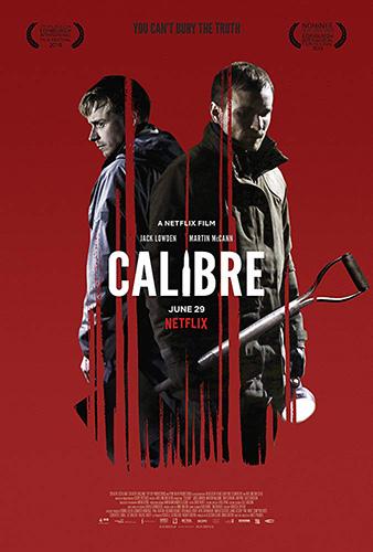 Calibre cover - Copyright Calibre Films Ltd/Netflix - Credit IMDB